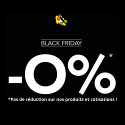 Pourquoi la Ligue ne participe pas au Black Friday ?