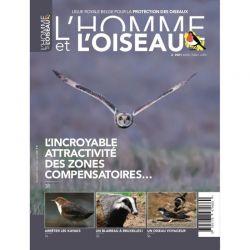 Revue L'Homme et l'Oiseau – L'incroyable attractivité des zones compensatoires – 2/2021