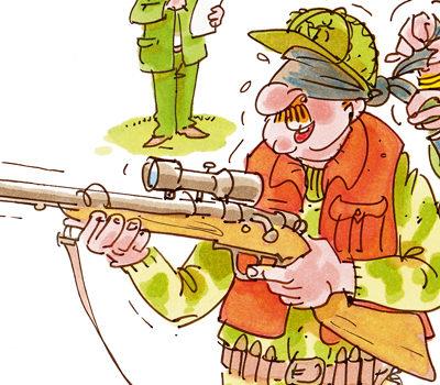 Les dérives de la chasse en Wallonie 1