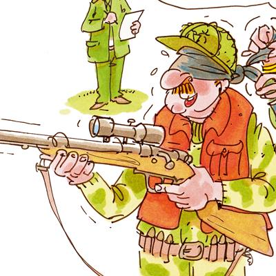 Les dérives de la chasse en Wallonie