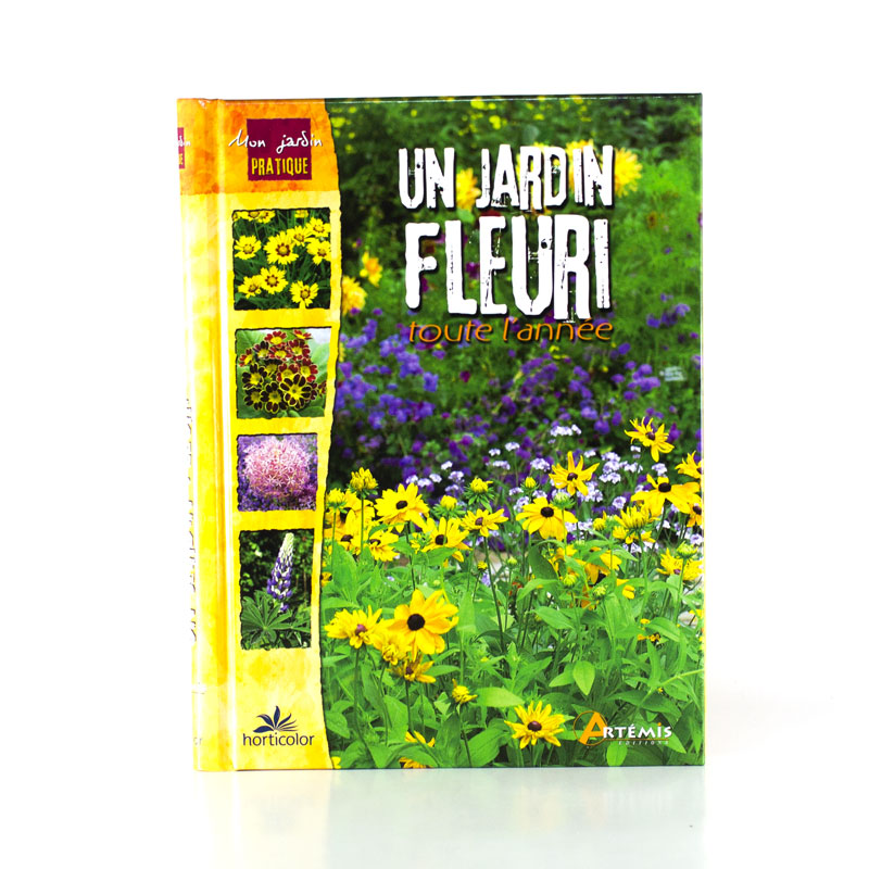 Un jardin fleuri toute l\'année – Ligue Royale Belge pour la ...