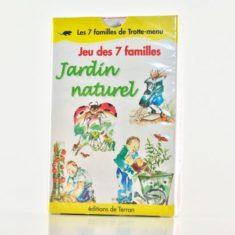 Jeux de cartes et des sept familles
