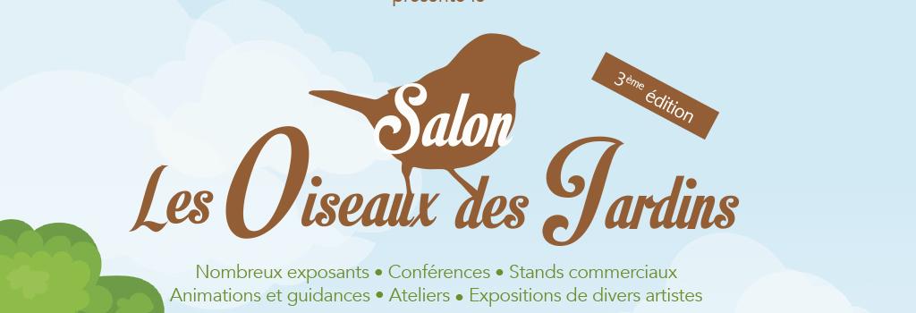 Salon «Les Oiseaux des Jardins»