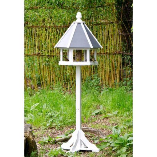 grande mangeoire oiseaux avoir toit