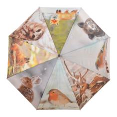 Parapluie animaux de la forêt