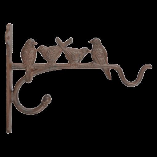 crochet suspension déco