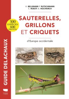Guide Delachaux Orthoptères