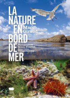 le livre de l'été La Nature en bord de mer Marc Giraud