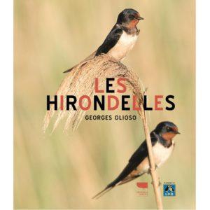 livre-les-hirondelles-georges-olioso ed. delachaux